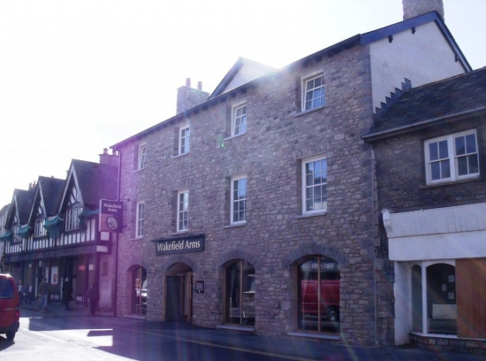 Wakefield Arms, Kendal