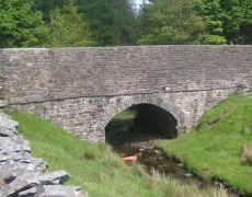 Garsdale Station Bridge